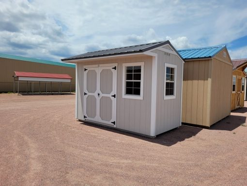 6x12 Tackroom Style Shed 5