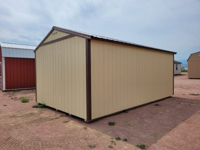 12x20 Gable Style Shed 12