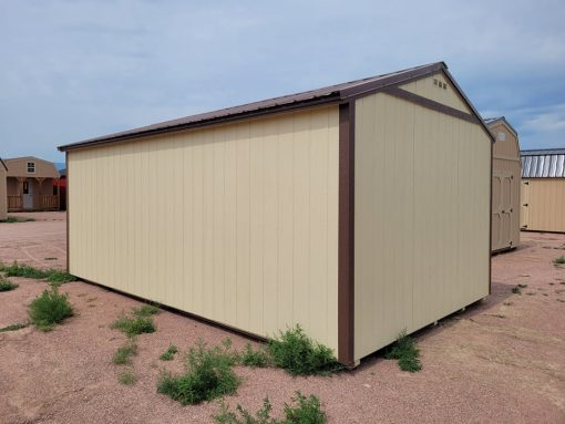 12x20 Gable Style Shed 5