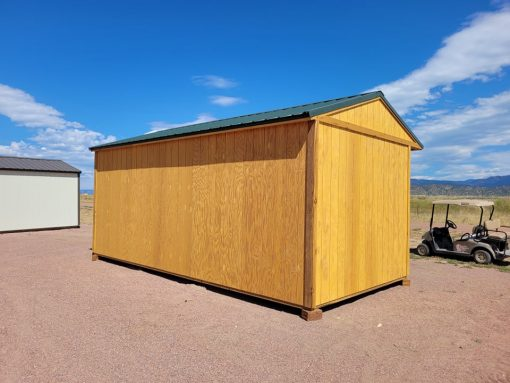 10x20 Loafing Shed 6