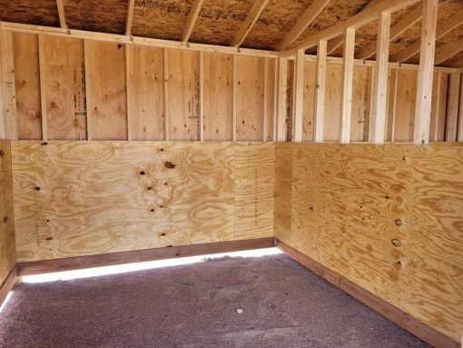 10x20 Loafing Shed 2