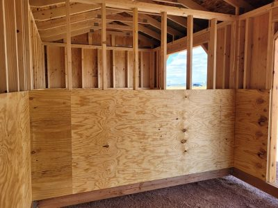 10x20 Loafing Shed 15