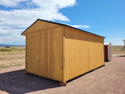 10x20 Loafing Shed 12