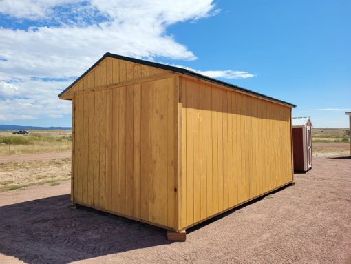 10x20 Loafing Shed 5
