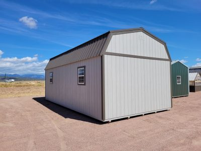 14x28 Barn Style Shed 15