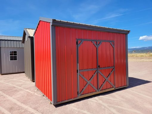 8x12 Gable Style Shed 3