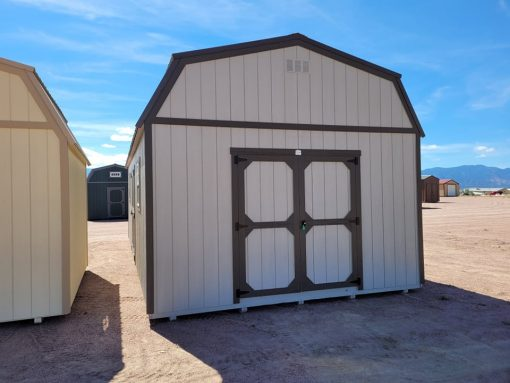 14x28 Barn Style Shed 5