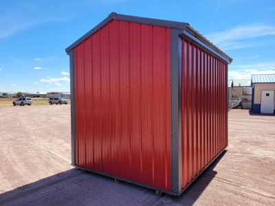 8x12 Gable Style Shed 12