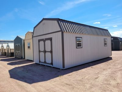 14x28 Barn Style Shed 10