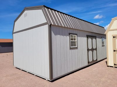 14x28 Barn Style Shed 13