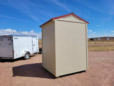 6x6 Gable Shed 11