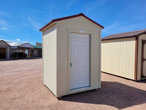 6x6 Gable Shed 1