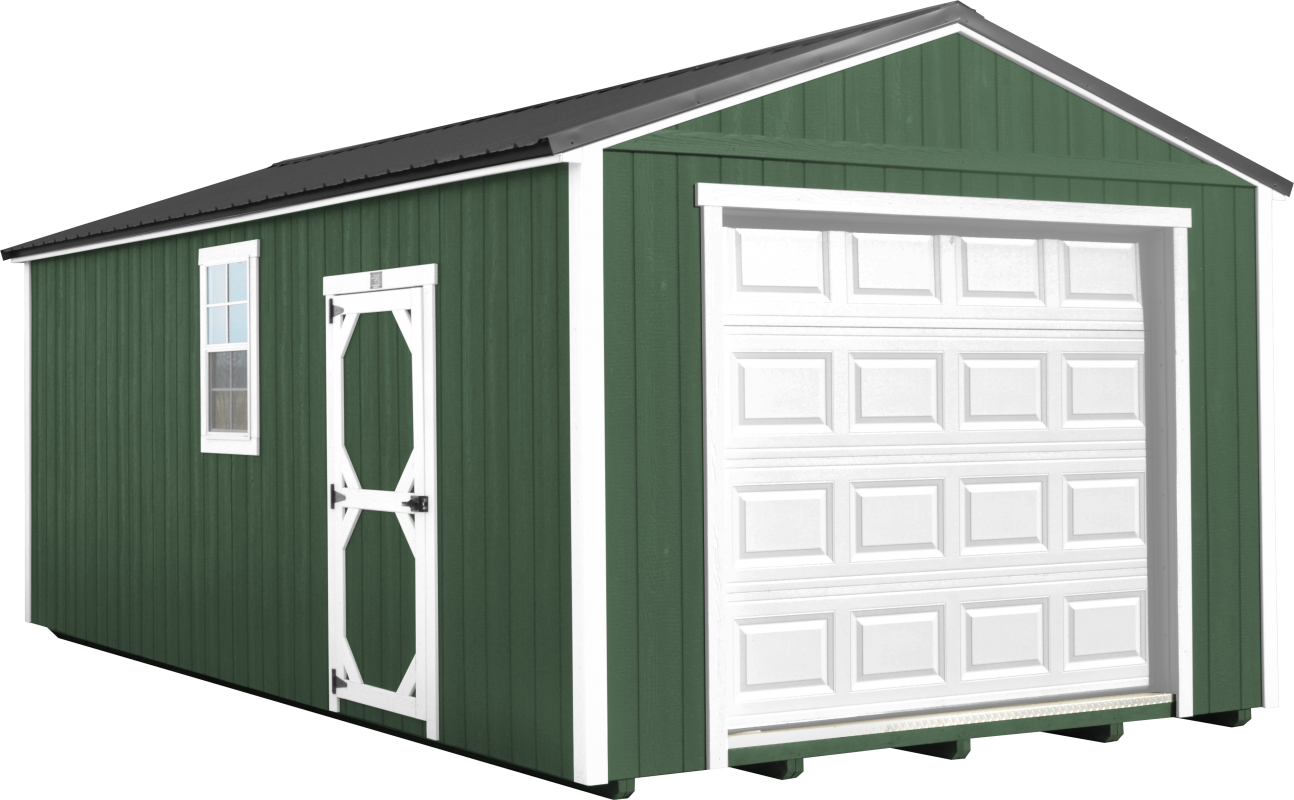 7 Reasons To Buy A Portable Garage Shed In Colorado
