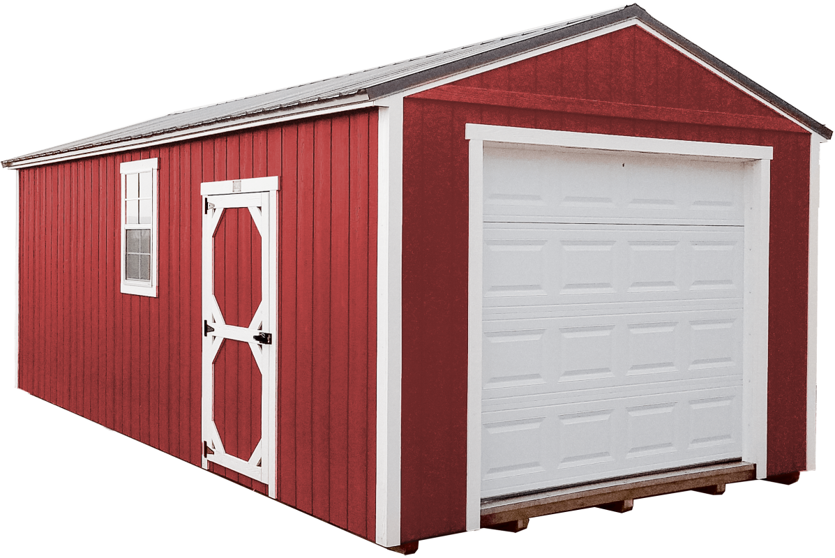 7 Reasons to Buy a Portable Garage Shed 2