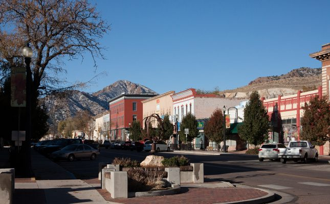 Art & Shopping in Historic Downtown Cañon City, Colorado 2