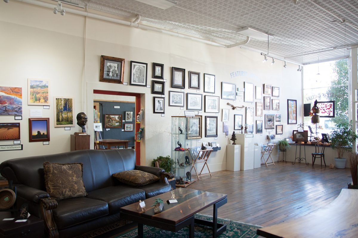 Art & Shopping in Historic Downtown Cañon City, Colorado 6