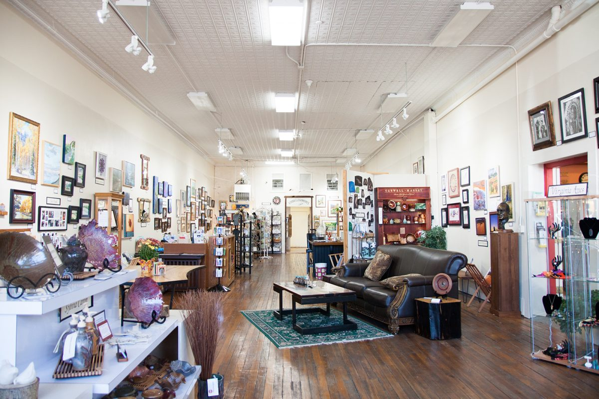 Art & Shopping in Historic Downtown Cañon City, Colorado 4