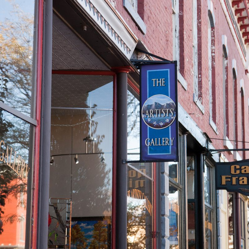 Art & Shopping in Historic Downtown Cañon City, Colorado 5
