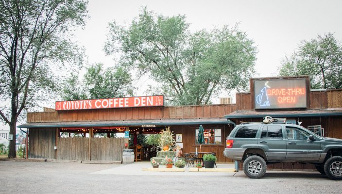 Coyote's Coffee Den 9