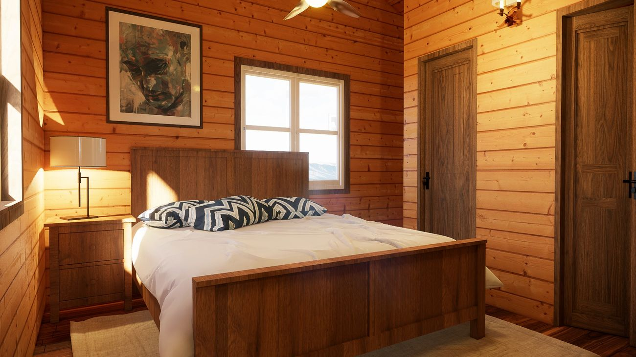 We Now Sell Dreamwood Cabins! 3