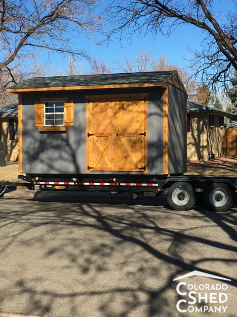 Storage Sheds Delivered or Built Onsite? 5