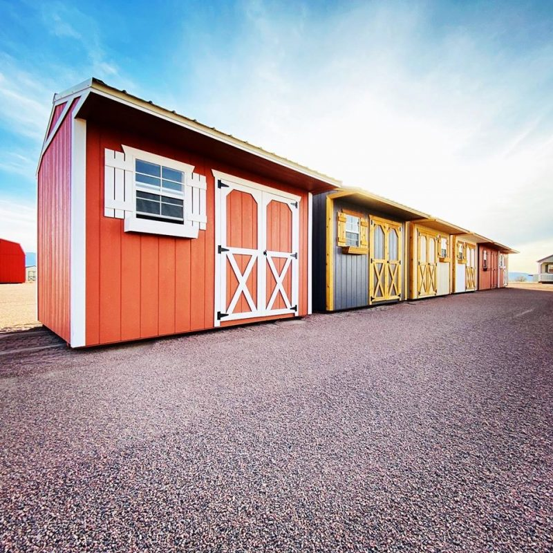 Storage Sheds Delivered or Built Onsite? 2