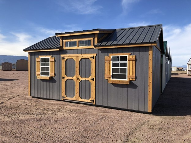 The Efficient 10x12 Shed – 5 Fantastic Benefits, 4 Versatile Uses, & More! 16