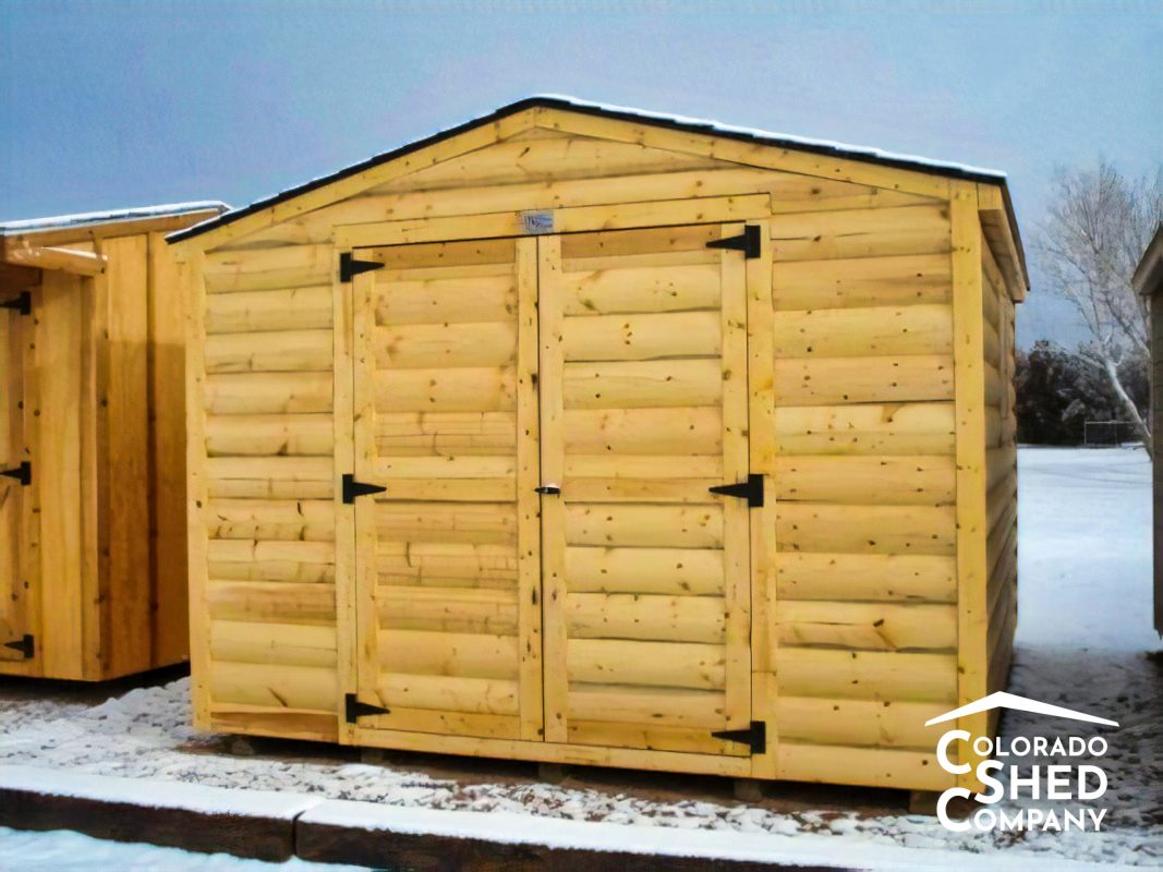 New 10x12 Shed
