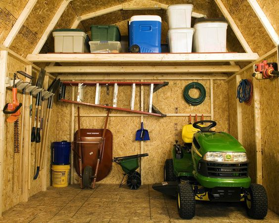 The Lofted High Barn, The Shed With A Loft 3