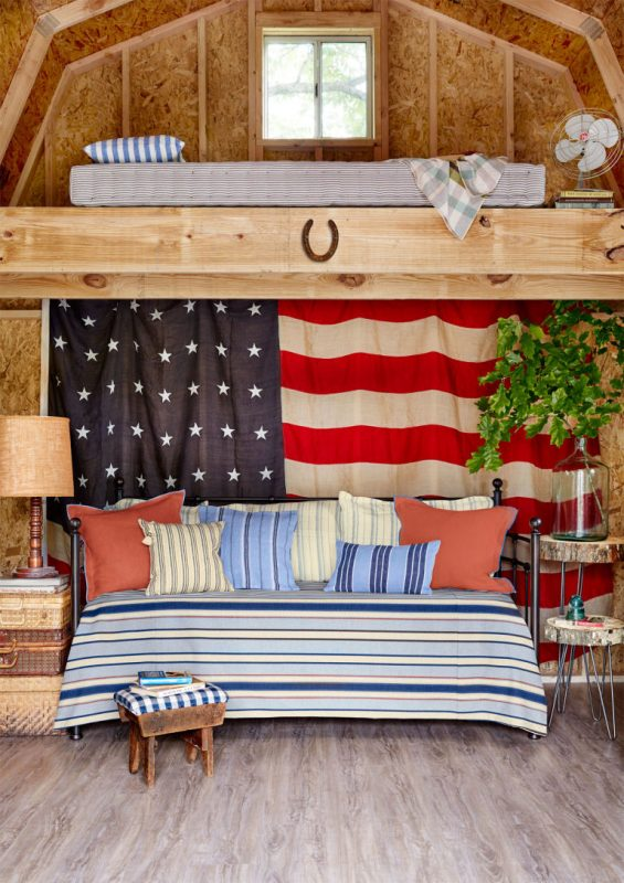 The Lofted High Barn, The Shed With A Loft 7