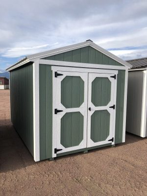 High Quality, Economical Storage Sheds Available to Colorado Springs 8
