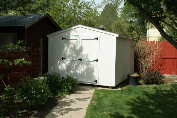 High Quality, Economical Storage Sheds Available to Colorado Springs 5