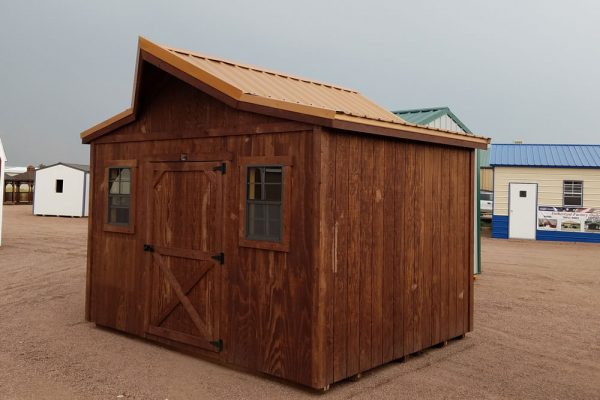 High Quality, Economical Storage Sheds Available to Colorado Springs 4