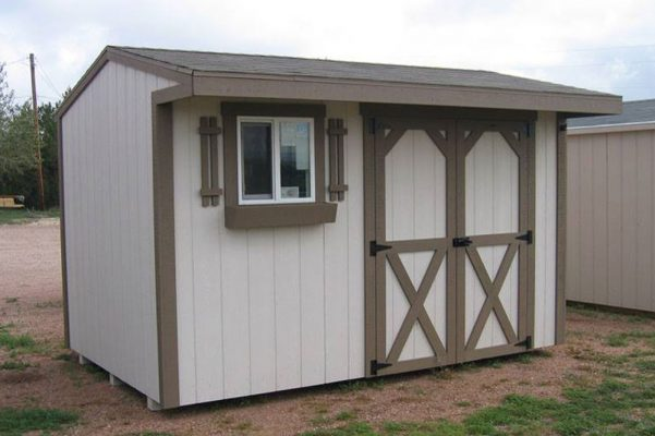 High Quality, Economical Storage Sheds Available to Colorado Springs 3