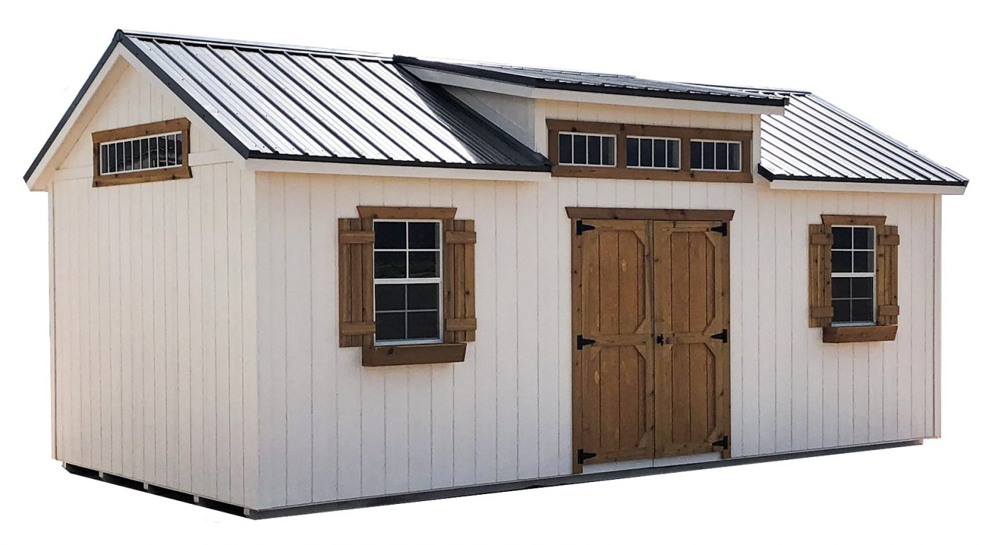 Studio Gable Sheds 1