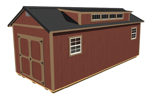 High Quality Storage Sheds in Colorado 2