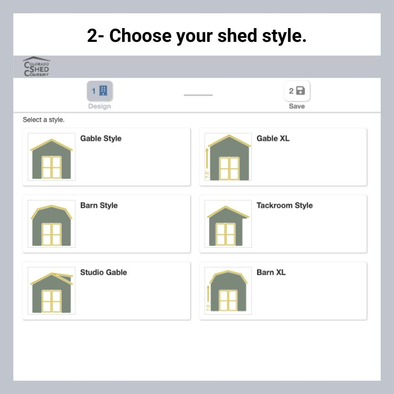 How To Use Online 3D Shed Builder 4
