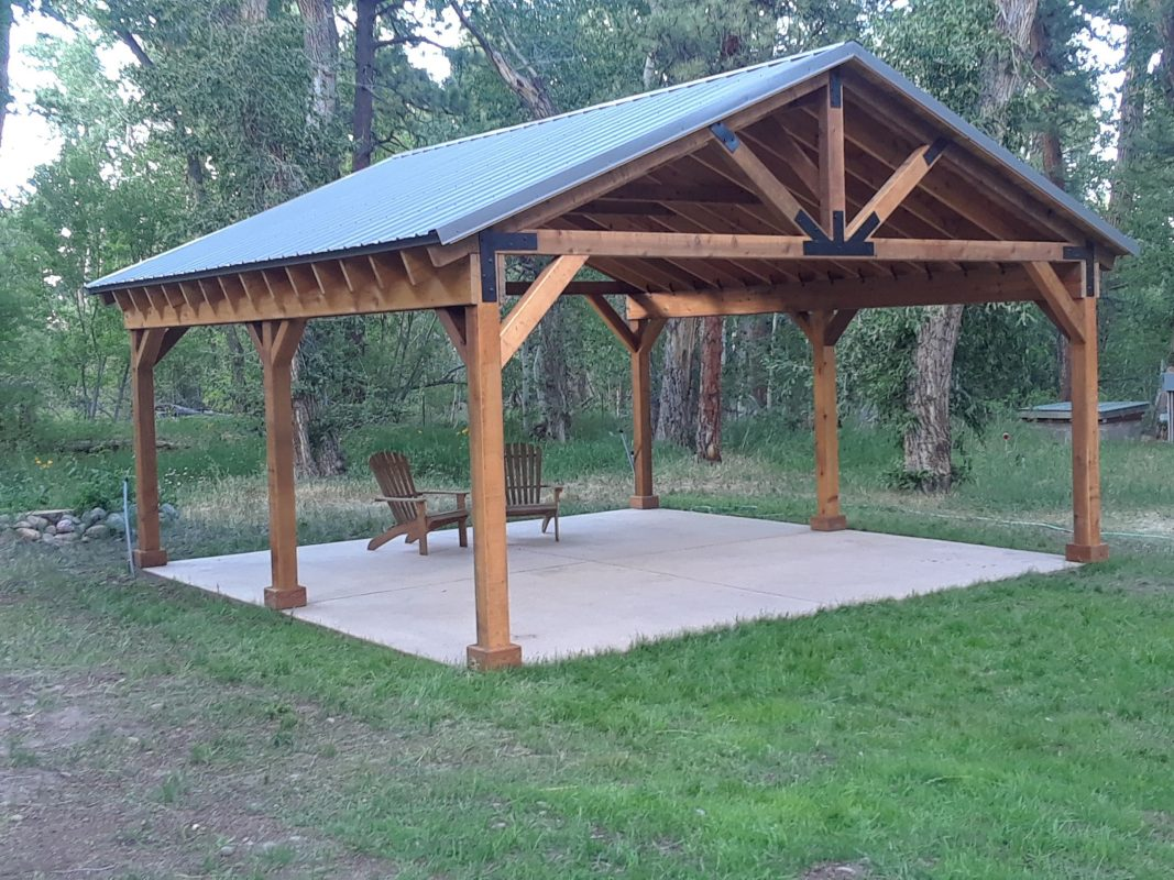 Outdoor Pavilions for sale in colorado